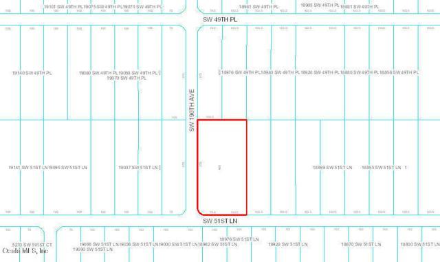 TBD SW 51 ST Lane, Dunnellon, FL 34432 (MLS #555959) :: Pepine Realty