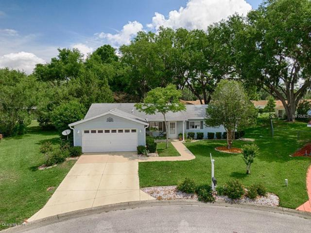 9981 SE 175th Place, Summerfield, FL 34491 (MLS #555982) :: Realty Executives Mid Florida