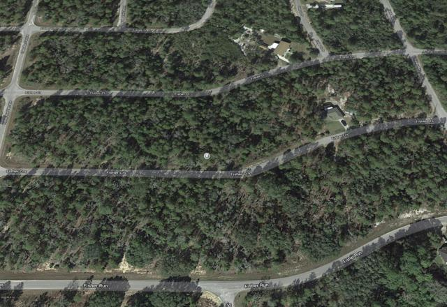 00 Fisher Course, Ocklawaha, FL 32179 (MLS #555987) :: Realty Executives Mid Florida