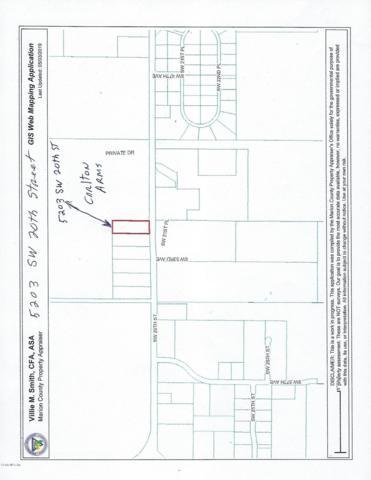 5203 SW 20th Street, Ocala, FL 34474 (MLS #556029) :: Bosshardt Realty