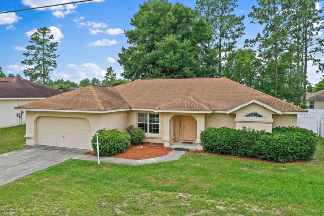 13584 SW 81st, Ocala, FL 34473 (MLS #556035) :: Bosshardt Realty