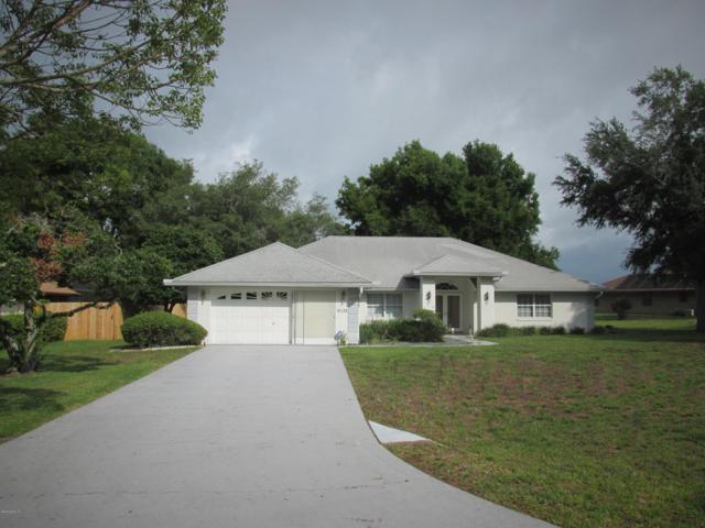 8148 SW 54th Court, Ocala, FL 34476 (MLS #556118) :: Pepine Realty
