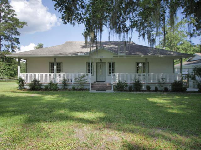22815 Highway 329, Micanopy, FL 32667 (MLS #556165) :: Bosshardt Realty
