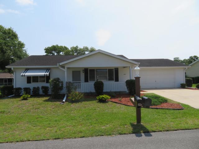 10931 SW 83rd Terrace, Ocala, FL 34481 (MLS #556217) :: Realty Executives Mid Florida