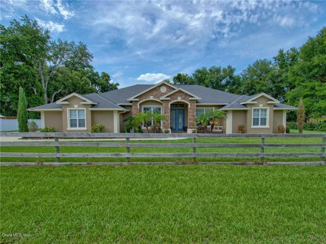 8881 SE 158th Street, Summerfield, FL 34491 (MLS #556255) :: Bosshardt Realty