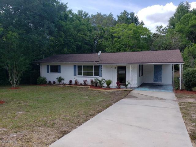 19901 SW Rainbow Lakes Boulevard, Dunnellon, FL 34431 (MLS #556376) :: Thomas Group Realty
