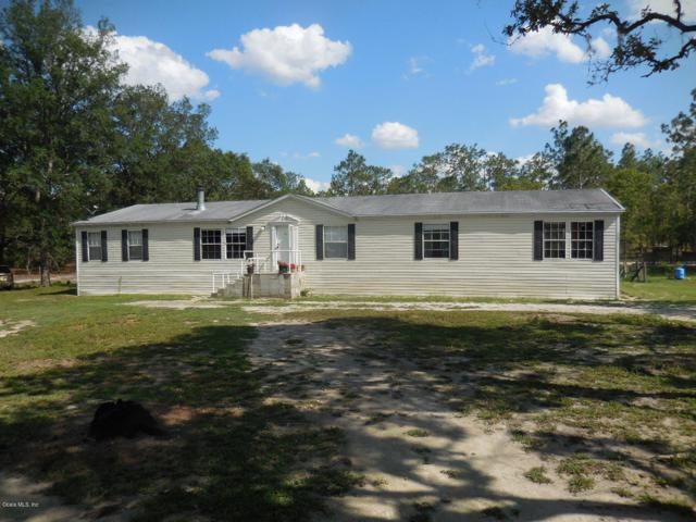 3799 SE 117th Terrace, Morriston, FL 32668 (MLS #556414) :: Realty Executives Mid Florida