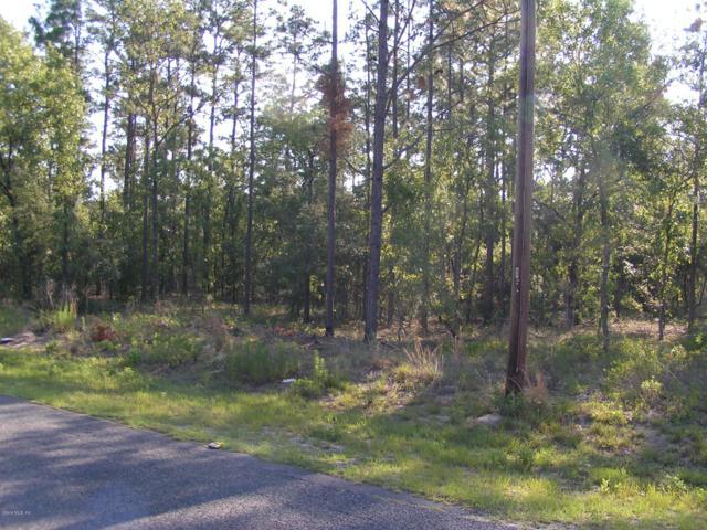 LOTS 59/60 SW Ridgewood Road, Dunnellon, FL 34431 (MLS #556441) :: Bosshardt Realty