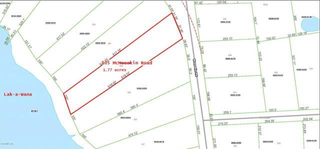 105 Mcmeekin Road, Hawthorne, FL 32640 (MLS #556494) :: Bosshardt Realty