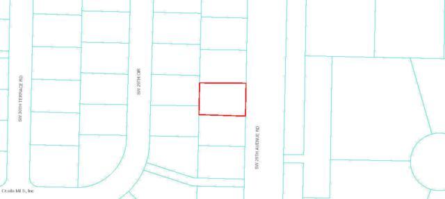 0 SW Sw 29 Ave Rd, Ocala, FL 34473 (MLS #556497) :: Pepine Realty