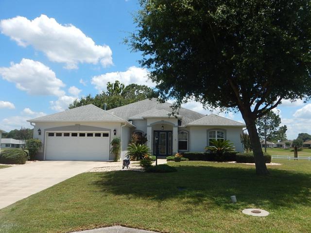 9572 SW 93rd Loop, Ocala, FL 34481 (MLS #556566) :: Bosshardt Realty