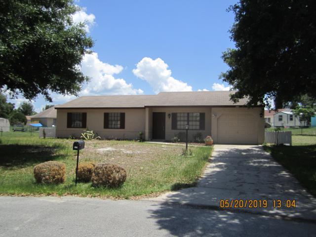328 Oak Track Run, Ocala, FL 34472 (MLS #556617) :: Realty Executives Mid Florida