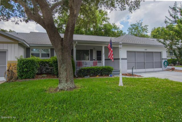 8676 SW 95th Lane F, Ocala, FL 34481 (MLS #556627) :: Bosshardt Realty