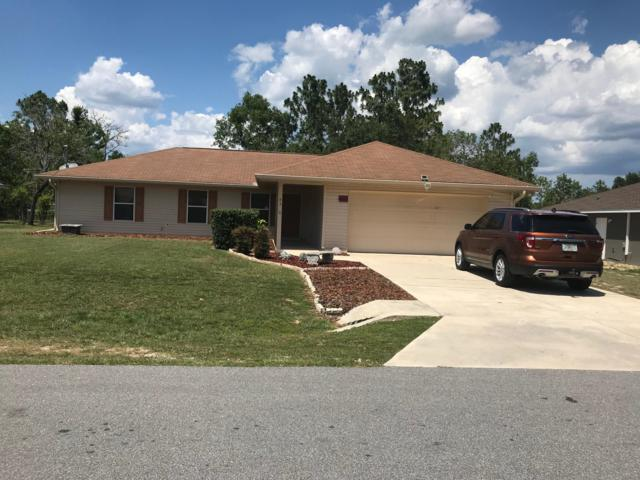 43 Pecan Run Course, Ocala, FL 34472 (MLS #556676) :: Pepine Realty