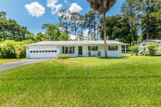 728 NE 17th Terrace, Ocala, FL 34470 (MLS #556690) :: Bosshardt Realty