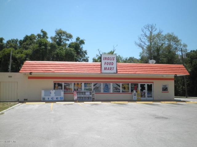 650 St Hwy 40 E, Inglis, FL 34449 (MLS #556712) :: Bosshardt Realty