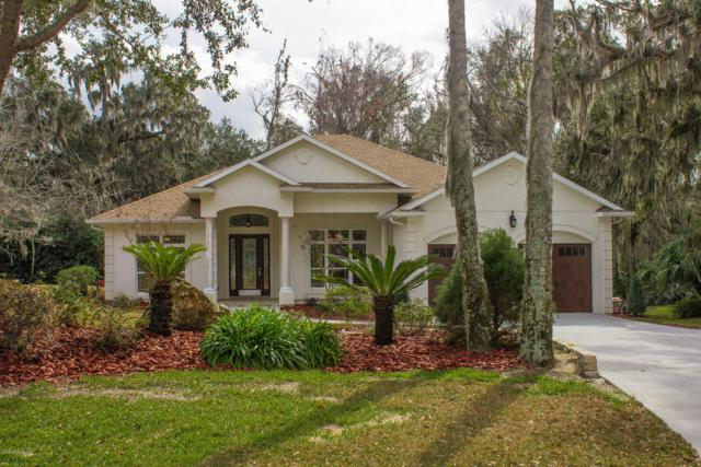 918 SW 35th Lane, Ocala, FL 34471 (MLS #556724) :: Pepine Realty