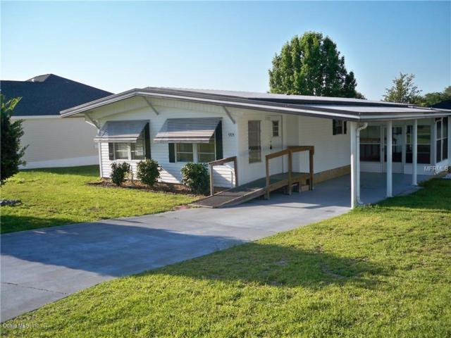 918 Kim Lane, The Villages, FL 32159 (MLS #556758) :: Globalwide Realty