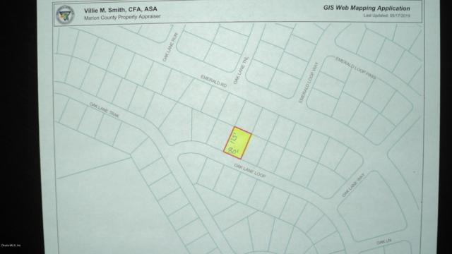 00 Oak Lane Loop, Ocala, FL 34472 (MLS #556776) :: Realty Executives Mid Florida