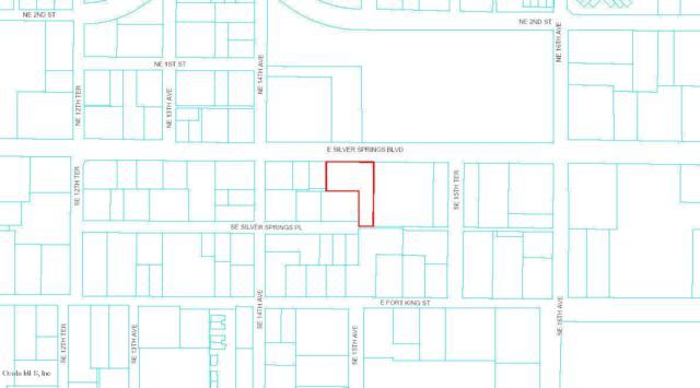 1422 E Silver Springs Boulevard, Ocala, FL 34470 (MLS #556797) :: Globalwide Realty
