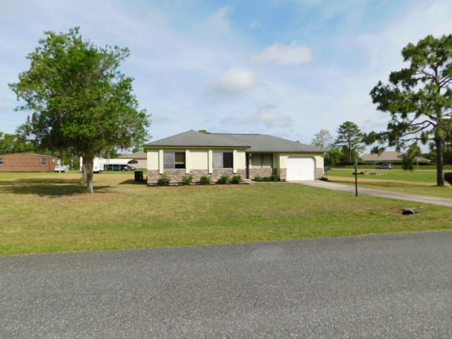 541 Midway Trk Pass, Ocala, FL 34472 (MLS #556891) :: Realty Executives Mid Florida