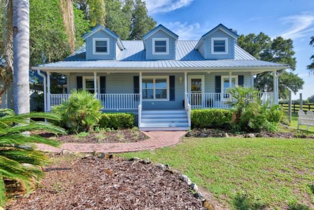 166 Juniper Trail, Ocala, FL 34480 (MLS #557261) :: Pepine Realty