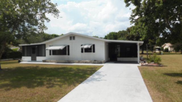 9394 SW 101st Lane, Ocala, FL 34481 (MLS #557499) :: Pepine Realty