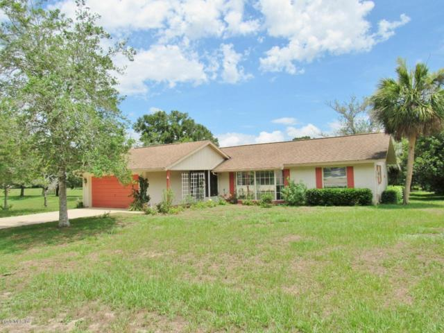 8827 SW 196 Terrace Road, Dunnellon, FL 34432 (MLS #557727) :: Realty Executives Mid Florida