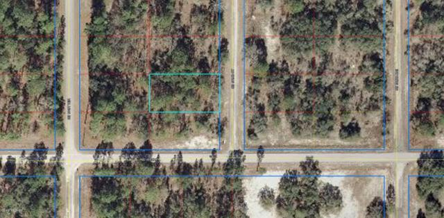 Lot 32 SE 132nd Ct., Dunnellon, FL 34431 (MLS #557814) :: Realty Executives Mid Florida