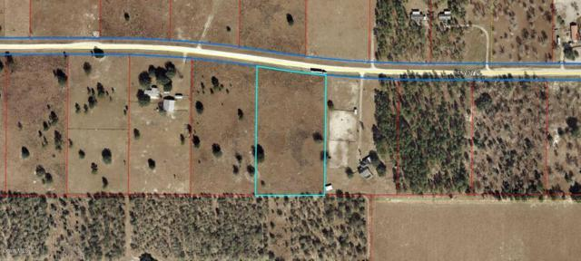 lot 19 SE 21ST Place, Morriston, FL 32668 (MLS #557824) :: Bosshardt Realty