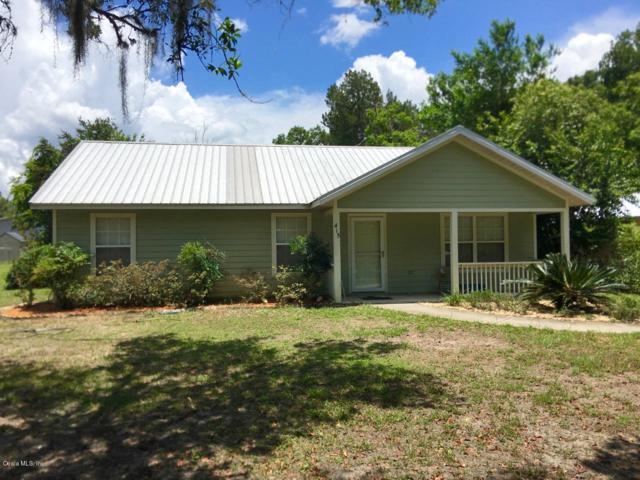 415 SE 2nd Street, Williston, FL 32696 (MLS #557841) :: Realty Executives Mid Florida