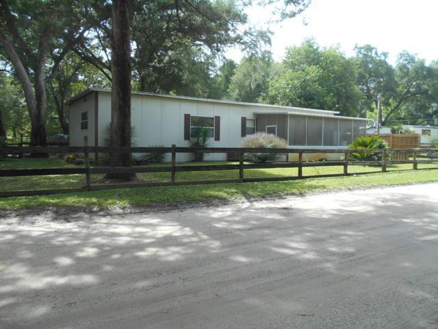 13028 NE 250th Court, Salt Springs, FL 32134 (MLS #557878) :: Bosshardt Realty