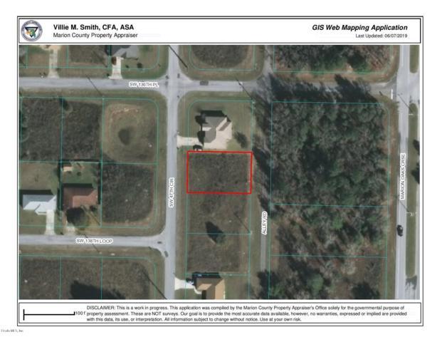 0 SW 47 Circle, Ocala, FL 34473 (MLS #557948) :: Bosshardt Realty