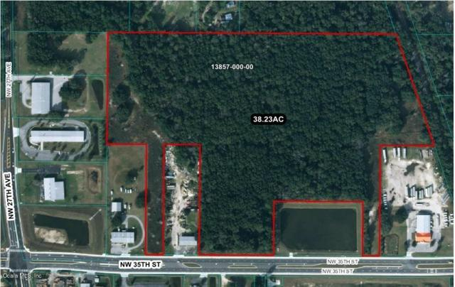 0 NW 35th Street, Ocala, FL 34475 (MLS #557986) :: Pepine Realty