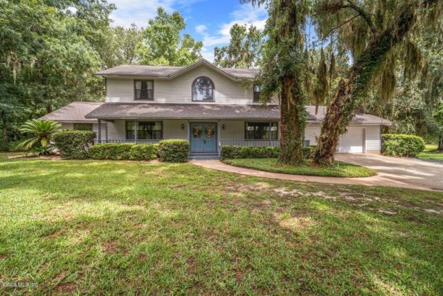 6400 SW 18th Terrace Road, Ocala, FL 34471 (MLS #557997) :: Pepine Realty