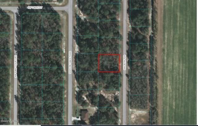 Lot 6 SW 60th Terrace, Ocala, FL 34473 (MLS #558100) :: Pepine Realty