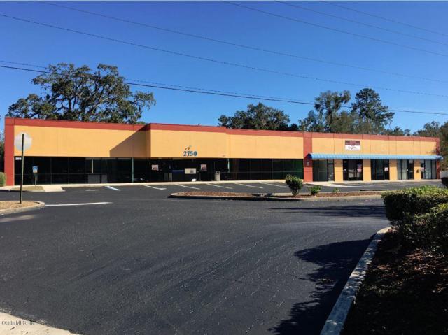 2750 E Silver Springs Boulevard, Ocala, FL 34470 (MLS #558130) :: Pepine Realty
