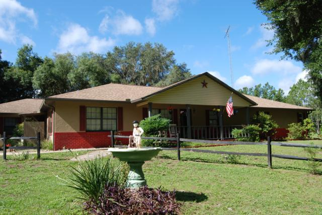 4526 E Hwy 316, Citra, FL 32113 (MLS #558153) :: Pepine Realty