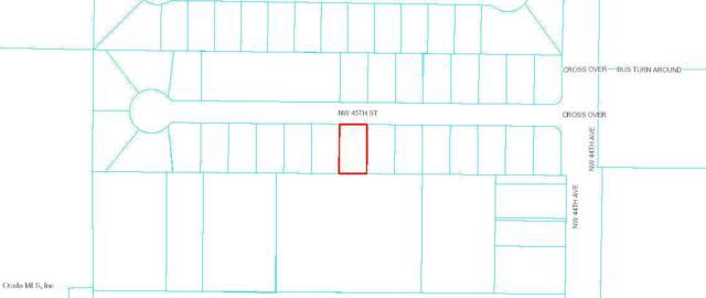 0 NW 45 Street, Ocala, FL 34475 (MLS #558169) :: Realty Executives Mid Florida