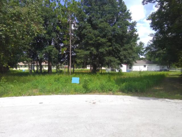 0 Cedar Drive Terrace, Ocala, FL 34472 (MLS #558215) :: Pepine Realty