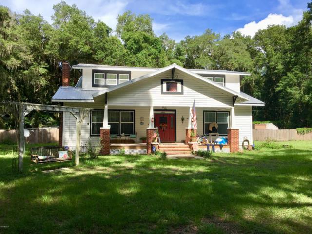 4891 NE 195th Court, Williston, FL 32696 (MLS #558341) :: Thomas Group Realty