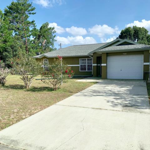 14368 SW 33rd Court Road, Ocala, FL 34473 (MLS #558378) :: Pepine Realty
