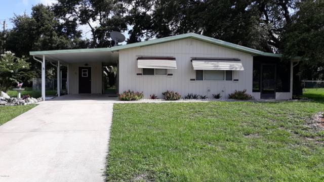 9160 SW 104th Lane, Ocala, FL 34481 (MLS #558382) :: Bosshardt Realty