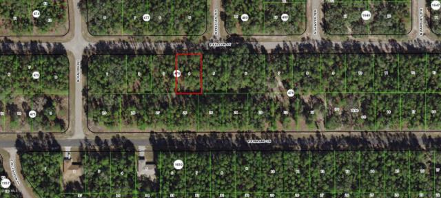 206 E Falcon Street, Citrus Springs, FL 34434 (MLS #558460) :: Pepine Realty