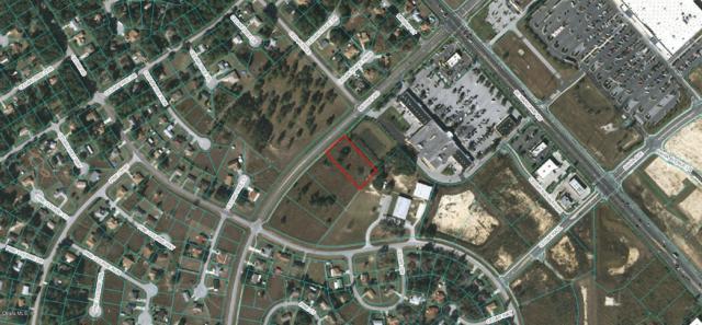 TBD Midway Road, Ocala, FL 34472 (MLS #558477) :: Pepine Realty