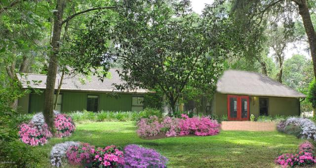 9500 NW 193rd Street, Micanopy, FL 32667 (MLS #558507) :: Thomas Group Realty