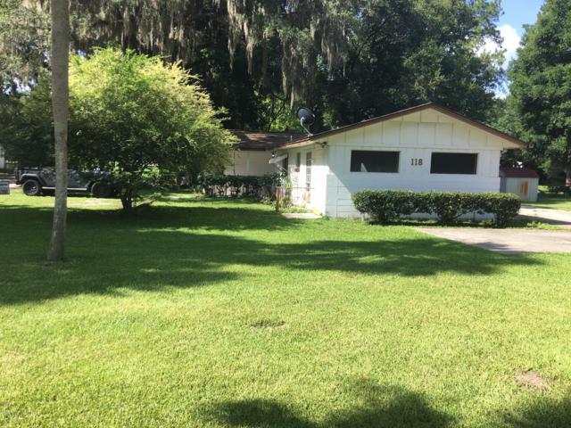 118 NE 13th Avenue, Ocala, FL 34470 (MLS #558515) :: Thomas Group Realty