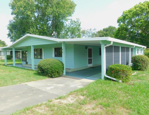 8955 SW 104th Place, Ocala, FL 34481 (MLS #558597) :: Pepine Realty