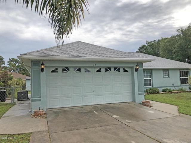 14 Bahia Circle Loop, Ocala, FL 34472 (MLS #558909) :: Bosshardt Realty