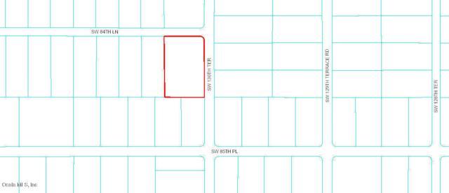 0 SW 84TH Lane, Dunnellon, FL 34432 (MLS #558952) :: Pepine Realty